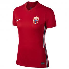 2020-2021 Norway Home Nike Womens Shirt
