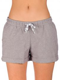 Iriedaily Chambray Girl Shorts grey mel