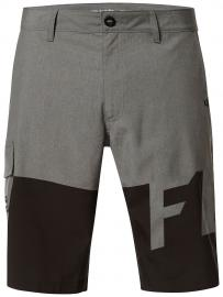 Fox Essex Tech Print Shorts heather graphite