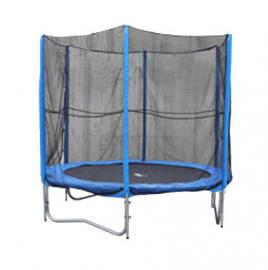 Air King Classic 8ft Trampoline With Safety Enclosure