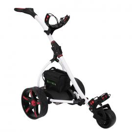Hillman Commander Electric Golf Trolley White