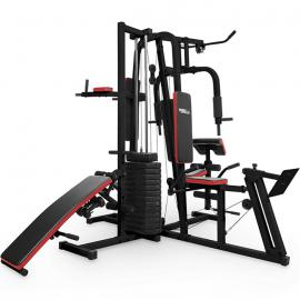 Strength Master Advanced 7 Station Home Multi Gym
