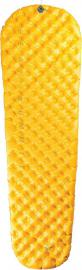 Sea To Summit Ultralight Sleeping Mat (with free Air Stream Pump, YELLOW/REG