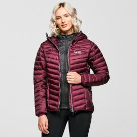North Ridge Women's Hybrid Spirit Down Jacket, PURPLE/WMNS