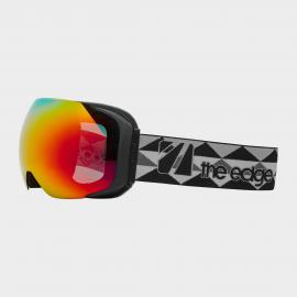 The Edge Aquilo Interchangeable Goggles, MATTE BLACK/GOGGLE