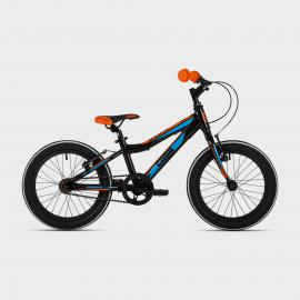 Cuda Blox 14 Kids' Bike, BLACK BLUE/16