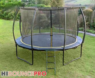 Hi-Bounce Pro 12ft trampoline package