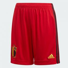 Belgium Home Shorts 2019-21 - Kids