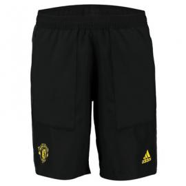 Manchester United Training Woven Shorts - Black