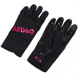 Oakley 2020 Factory Park Glove - Black/Rubine