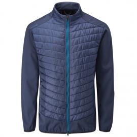 Ping 2019 Norse Primaloft Zoned Jacket - Oxford Blue