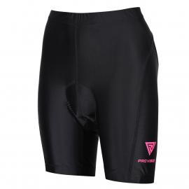 Pro Vision Waist Fit Cycling Shorts Womens Fit