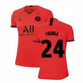 2019-2020 PSG Away Womens Shirt (Formiga 24)
