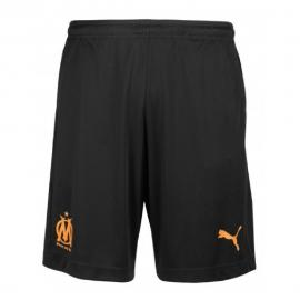 2019-2020 Marseille Training Shorts (Black)