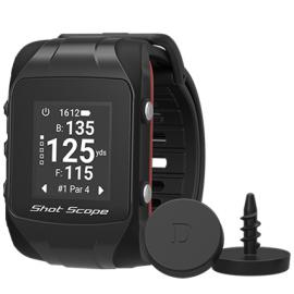Shot Scope V2 GPS Golf Watch and Game Tracker