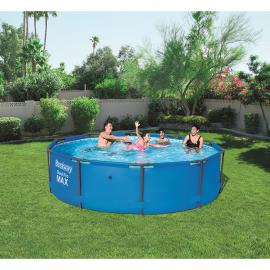 BestWay 10ft x 30inch Steel Pro Max™ Above Ground Swimming Pool