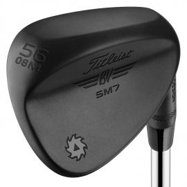 Titleist Vokey Spin Milled SM7 Golf Wedge Jet Black