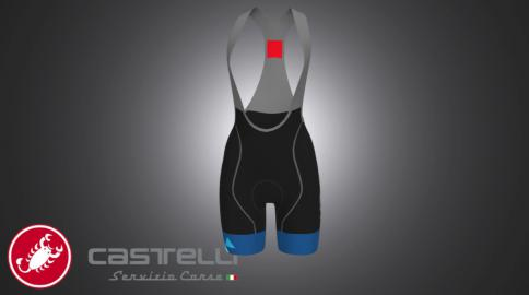 Tyneside Vagabonds Women's Competizione Bib Shorts