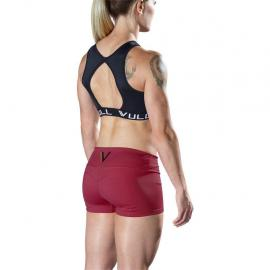 Vull Champion Shorts Maroon