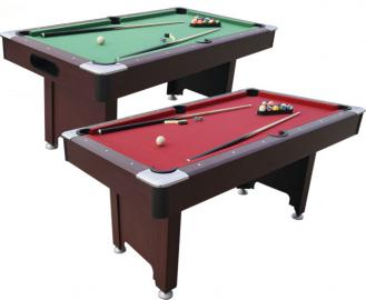 Air King First Class 6ft Pool Table with Ball Return