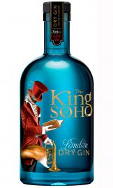 King Of Soho - London Dry Gin 70cl Bottle
