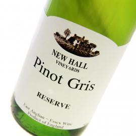 New Hall Vineyards - Pinot Gris 2018 6x 75cl Bottles