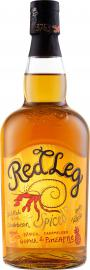 Red Leg - Caramelised Pineapple Rum 70cl Bottle