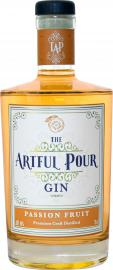 The Artful Pour - Passion Fruit Gin 70cl Bottle