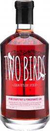 Two Birds - Pink Grapefruit & Pomegranate Gin 70cl Bottle