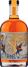 Rockstar Spirits - Captn Webbs Two Swallows Orange and Ginger Spiced Rum 50cl Bottle