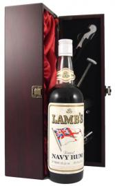 1960's Lamb's Finest Navy Rum 1960's Bottling