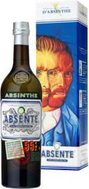 Distilleries Provence - Absinthe Absente 55% 70cl Bottle