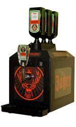 Jagermeister - 3 Bottle Tap Machine Accessories