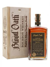 Blood Oath Bourbon Pact No.3 Kentucky Straight Bourbon Whiskey
