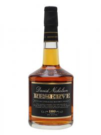David Nicholson Reserve / 100 Proof Kentucky Straight Bourbon Whiskey