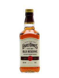 Early Times Old Reserve Bourbon Kentucky Bourbon Whiskey