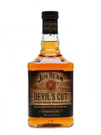 Jim Beam Devil's Cut Bourbon Kentucky Straight Bourbon Whiskey