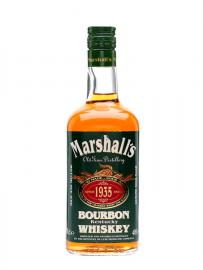 Marshall's Kentucky Bourbon Whiskey Kentucky Bourbon Whiskey