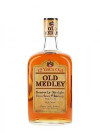 Old Medley 12 Year Old Bourbon Kentucky Straight Bourbon Whiskey