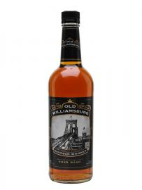 Old Williamsburg Bourbon Kentucky Straight Bourbon Whiskey