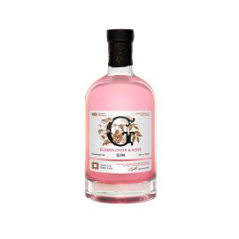English Heritage Elderflower & Rose Gin (70cl)