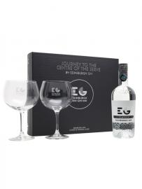 Edinburgh Gin Glass Pack