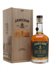 Jameson 18 Year Old Blended Irish Whiskey