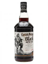 Captain Morgan Black Spiced / Litre