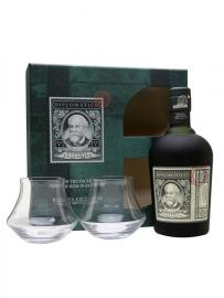 Diplomatico Reserva Exclusiva Rum Perfect Serve Glass Set