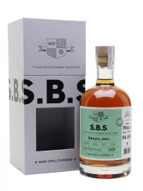 Brazil 2011 / Single Barrel Selection Single Modernist Rum