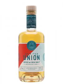 Spirited Union Spice & Sea Salt Botanical Rum