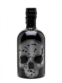 Ghost Vodka Silver Skull