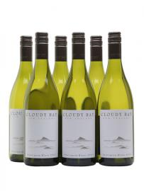 Cloudy Bay Sauvignon Blanc 2019 / 6-pack